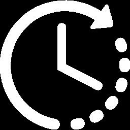 time left - Chape liquide