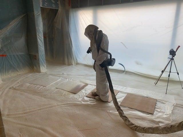 photo mousse1 - Derniers audits chantier du CSTB